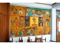 洪崢/衣索比亞神秘畫家 11幅四旬期靈修聖畫(上)