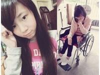 愛唱歌的「輪椅女孩」感動網友  雪莉:做自己就對了