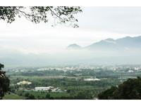 花蓮虎爺溫泉私密景點 山頂雲霧間可俯瞰整個瑞穗!