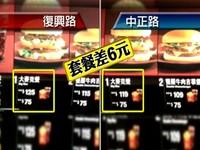 麥當勞不連價!「同在中壢」隔兩條馬路450公尺差6塊