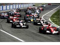 十月韓國F1世界錦標賽 享受視覺與聽覺的極限震撼