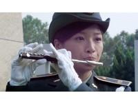 影/陸軍微電影「歷史的聲音」 聯勇之花楊喬琳入鏡!