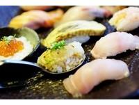 週一限定 台北花園大酒店推握壽司「吃到飽」