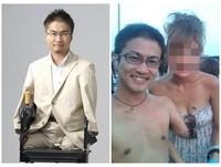 朱學恒「沒腿也能劈腿」 漸凍人胡庭碩:羞辱身障者