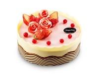 玫瑰藝術蛋糕!哈根達斯寵愛媽咪 預購全面85折起