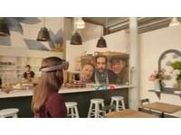 你所熟悉的Skype大進化!微軟HoloLens展示AR版本應用