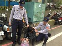 越勞請假到火車站行竊 翻找機車被巡警當場逮捕
