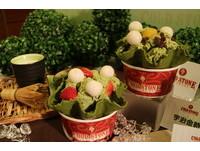 酷聖石抹茶季!經典濃郁宇治金時、宇治莓好冰淇淋登場