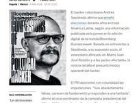 害慘南美洲民主選舉 被捕駭客後悔被政客玩弄