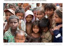 尼泊爾5千名孩童流落街頭 吸食毒膠逃避飢餓感