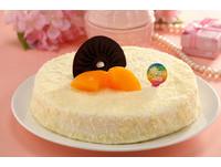 預購母親節蛋糕 這款限量的銀座雙乳酪蛋糕只要199元