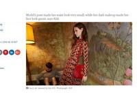 模特兒被認定「不健康的瘦」 Gucci新廣告英國禁播