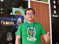 專訪/遠東科大推電競課程 系主任:遊戲產業潛力無限