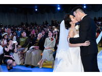 「魯凱貴族」梁文音樸實婚禮幸褔滿滿 力挺MIT婚紗