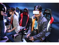 Wargaming玩VR還想撈沈船!動手玩WGL VR裝置