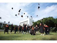中大畢業生就業率全台前3 博士生月薪上看78K