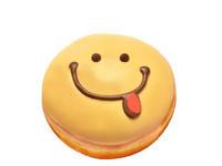 表情符號變身甜甜圈 Krispy Kreme春季新品笑咪咪
