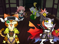 日本戰國「信喵」系列《信喵轉轉迷宮》Android版上線