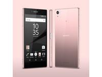 首款4K螢幕手機Sony Xperia Z5 Premium推玫瑰石英粉色