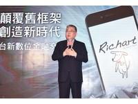 台新銀推數位品牌Richart 只要手機號碼就可轉帳