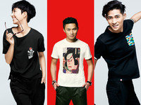 900款T-Shirt很難挑?小鎂、仔仔、聶永真幫你做決定!