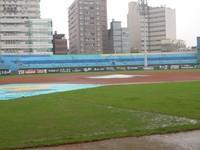 快訊/新竹球場積水 猿獅戰延到6月17日補賽