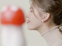 對菇菇糖果的三種吃法 這種外型少女們都害羞了!