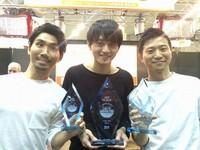 台灣囝仔擊敗日本選手 林子軒勇奪世界咖啡拉花賽冠軍!
