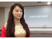陸發表正妹機器人「佳佳」 高顏值好身材讓網友驚呼