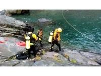 屏東沙拉灣瀑布戲水3死 第三名溺水者卡潭底石縫尋獲