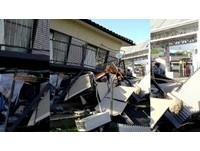 台日友好!助熊本強震重建 衛福部設賑災專戶供捐款