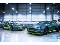 全球限量150部 Aston Martin Vantage GT8亮相