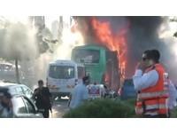 耶路撒冷公車驚傳爆炸21傷 以色列:不排除恐怖攻擊!