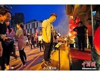 天津新餐廳促銷出奇招 體重130KG全都免費吃!