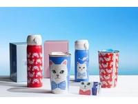 法國萌貓杯來了!星巴克攜手Paul & Joe賣聯名商品