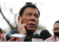 菲律賓大選「4人對決」 杜特蒂願與中方共同開發南海