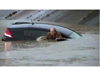 德州休士頓暴雨洪災至少5死 俄羅斯軍方炸冰河擋洪水