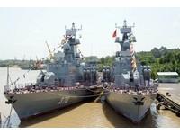 越南閃電級導彈艇下水服役 可抵達南海任意地點作戰