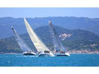 泰國蘇梅島「熱帶帆船賽」 30國家超過400帆船手聚集