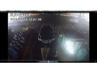 電眼竟全盲!建國南北路停車場監視器 無法辨識車牌