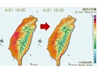 大武34.9℃最熱! 今天有「夏天味」是因為這個