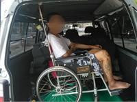 洗腎又兩眼近盲 屏東「輪椅男」販毒生意超好