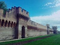 《進擊的巨人》真實場景!法國古城堡圍牆幾乎一模一樣