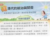 「阿榮的台灣夢」? 小學課本教清代開發史竟這樣洗腦