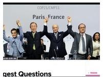 「巴黎協議」今簽署! 世界地球日170國齊聚聯合國