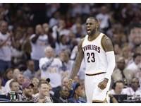 NBA季後賽/活塞最後2分鐘軟掉 騎士連3勝聽牌