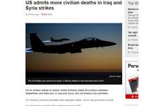 美軍空襲IS貴森森=20市民枉死+70億美元