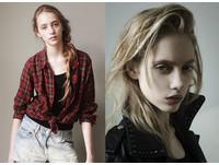 藍眼紅唇的真人芭比 俄國21歲twins姊妹稱霸時尚界