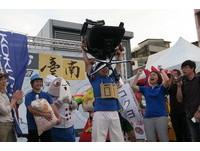 台南辦公椅賽日人滑160圈奪冠!獎品捐台灣理由超淚崩