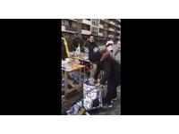 推車購物袋都來!倫敦馬拉松補水站搶爆 當地人掃光瓶裝水